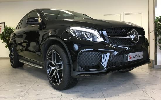 Mercedes GLS Nera