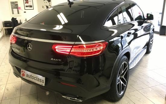 Mercedes GLS back